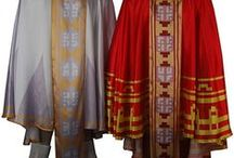 Journey Robe costumes / Journey Robe Cosplay Costume, Journey trailing scarf, Joureny robed figure cosplay costume