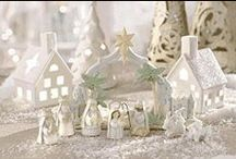 Nativities / A beautiful reminder of the Reason for the Season.