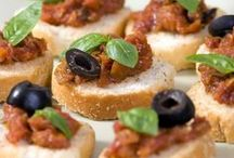 Recipes: Appetizers/Party Food