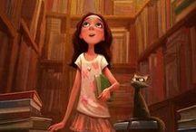 Books, movies
