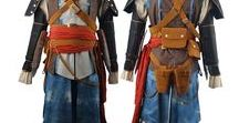 Pirate costumes / Pirate Cosplay Costumes
