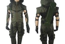 Arrow (TV Series) costumes / Arrow Arsenal cosplay costume, Arrow Arsenal leather jacket, Arrow Arsenal hoodie, green arrow jacke hoodie, superhero costumes