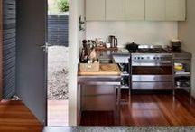 Cocinas y + / Kitchens and + / Ideas para una cocina ideal y espacios anexos / Ideas for an ideal kitchen and anexxes spaces
