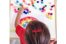 Toddler Activities with Tot Tot Goose / Daily Toddler Activities to Encourage Play and Learning