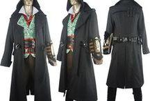 Assassins Creed Jacob Frye costumes