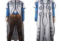 Tales of Zestiria costumes / Tales of Zestiria Sorey cosplay costume