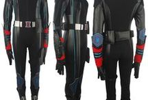 Black Widow costumes / Marvel Avengers Age of Ultron Black Widow Natasha Romanova cosplay costume