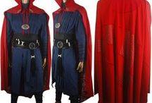 Doctor Strange costumes / Marvel Movie Doctor Strange cosplay costumes