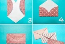 Create: Paper crafts / by Jenn-Lee