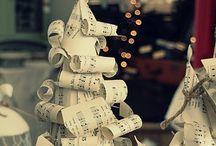 Holiday: Christmas/winter decor / by Jenn-Lee