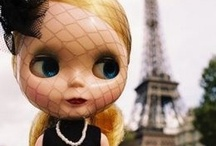 Me: Sweet Blythe / Blythe dolls are so cute and fun. I have one and hope to collect more in the future.  / by Jenn-Lee