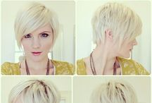 Beauty: hair for women  / I am a bit obsessed with a great style. I like a good photo to show my stylist when I need a change.  / by Jenn-Lee