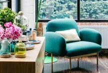 interior inspiration / by Amanda Kerzman