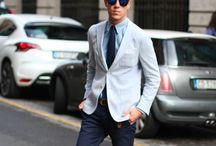 His style  / by Kelsea Jones