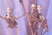 Holiday: Halloweenparty / Great ideas to decorate and use at a Halloween party!  / by Jenn-Lee