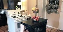 SMALL HOUSE | Organization / Storage solutions for my 1930's 920 square foot urban cottage | small house living | storage solutions | creative storage | furniture that serves double duty