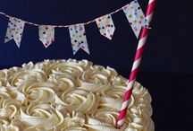 Recipes:pretty cakes / Beautiful cakes to inspire.  / by Jenn-Lee