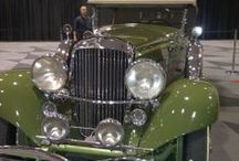 Cars / Great cars to drive or get #married in / by Caren Moongate Wedding Event Planner