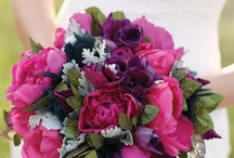 Bouquets/Boutonnieres / An assortment of various styles of #bridal or bridesmaid bouquets / by Caren Moongate Wedding Event Planner