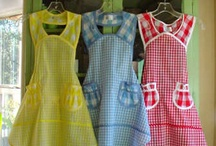 Cute Aprons To Make
