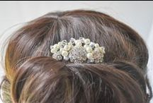 Hair / Beautiful styles for your wedding or special occasion / by Caren Moongate Wedding Event Planner