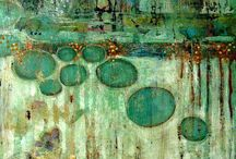 Pattern, Shape,  Form And Texture  / by Susan Francis Jones