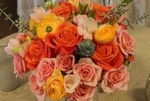 Bouquets / Bridal and Bridesmaid bouquet ideas.