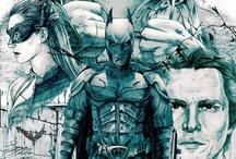 batman / by Susan Francis Jones
