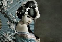 Geisha / by Susan Francis Jones