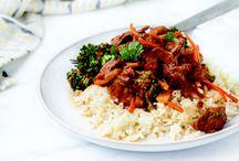 PALEO CROCKPOT RECIPES / Paleo Crockpot Recipes || Easy, make-ahead paleo crockpot meals