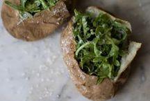 HEALTHY POTATO RECIPES / Gluten free, healthy potato recipes.
