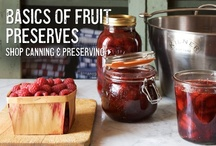 FOOD | Canning, Dehydrating & Freezing / canning recipes | pressure cooking | canning beans | canning meat | canning vegetables | jam recipes | jelly recipes | dehydrating vegetables | dehydrating fruit | dehydrating herbs | freezing vegetables | freezing fruit | food saver | growing food | farm to fork | farm to table