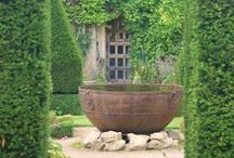 Bevolo | Garden Decor / Antique garden pieces to add charm and character to your very own outdoor sanctuary.