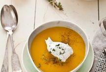 Chilis, Soups, Stews / Delicious soups, stews, and chilis
