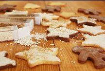 Christmas Cookies and Bars / 'Tis the season for yummy, beautiful cookies