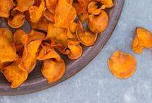 PALEO CHIPS AND FRIES / Paleo Chips and Fries Recipes || Healthy, gluten free chips and fries recipes