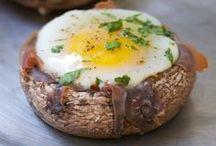EASY EGG RECIPES / Grain-free, easy egg recipes for breakfast, lunch, and dinner.