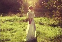 Wooded Waterfront wedding / My Ideal wedding setting
