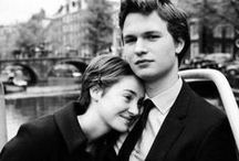 """""""Oh, I wouldn't mind, Hazel Grace. It would be a privilege to have my heart broken by you""""."""
