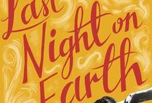 The Last Night on Earth by Kevin Maher / The brilliant new novel from the author of the much-loved The Fields: The Last Night on Earth is a story of relationships, fatherhood, and minor miracles. / by Little,Brown UK