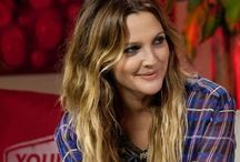 Drew Barrymore {and her hair} <3 / Drew Barrymore