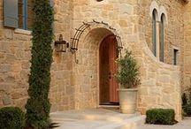Front Doors | Entryways / Some of our favorite front door facades.