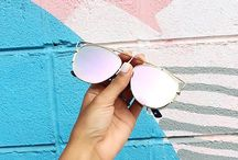 ILYMIX | Sunglasses / A collection of our sunglasses, also including the photos of our products by our beloved blogger partners.