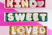 PRETTY YUM // FOOD // CAKES // SWEETS / Beautifully created and decorated food, cakes, sweets and treats
