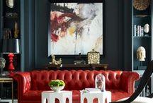 interior ideas / by Tara