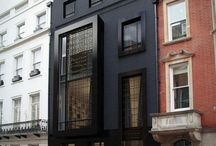Home Exteriors / by Ashley Harper