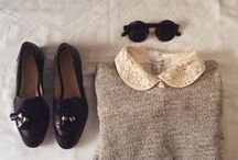 wardrobe / wearable stuff i covet + style i envy. we got a couple of sins covered here / by Gloria Yip