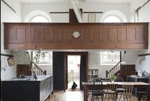 the house / for the modernist loft/english country house hybrid i will never have / by Gloria Yip
