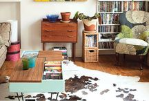 Living Rooms / by Ashley Harper