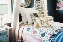 Bedrooms / by Ashley Harper